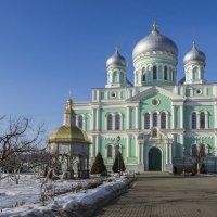 Свято-Дивеевский Серафимо-Саровский монастырь :: Юрий Казарин