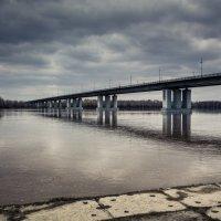 Мост. Речной вокзал Барнаула. :: Иван Иванов