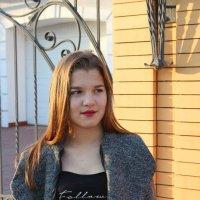 Beautiful girl :: Анастасия Рябкова