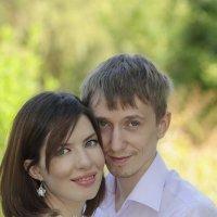 Александра и Василий :: Ирина Короткая