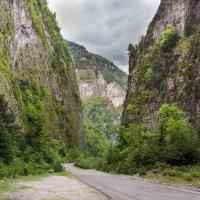 """Юпшарский каньон """"Каменный мешок"""". Абхазия. :: IS_Irin ."""