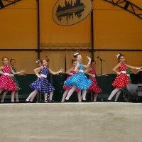 Юные танцоры :: Елена Пономарева