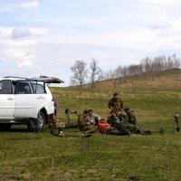 Поисковики на Привале... :: Дмитрий Петренко