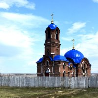 Недействующая Церковь... :: Дмитрий Петренко