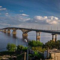 Мост в Саратове :: Ruslan --