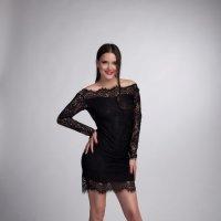 Girl in black :: alexia Zhylina
