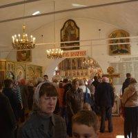 Служба в воскресный день :: Ирина Бархатова