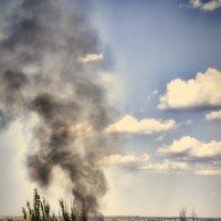 Пожар :: Сергей Завальный