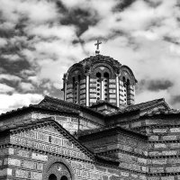 Древнегреческая церковь. :: Makedonskii