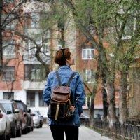 В городке чекистов :: Юлия Красноперова