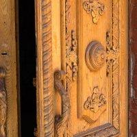 Дверь :: Олег Манаенков