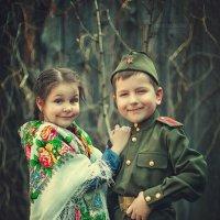Александр и Лукерья :: Ольга Васильева