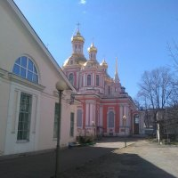 Православная церковь. (Крестовоздвиженский собор в Санкт-Петербурге). :: Светлана Калмыкова