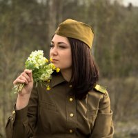 Запах надежды... :: Elena Prosyannikova