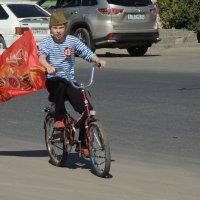 Велопарад ко Дню победы :: Евгения Чередниченко