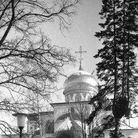 Храм на Истре :: Лариса Фёдорова