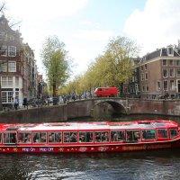 Каналы Амстердама :: Фотограф в Париже, Франции Наталья Ильина