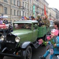 День Победы (Санкт-Петербург, 2014 г.) :: Александр Алексеенко