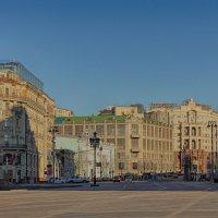 Москва весенняя 3 :: марк