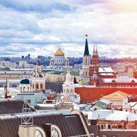Моя Москва :: Фотохудожник Наталья Смирнова