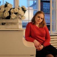апрель :: Любовь Константиновна