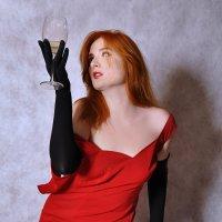 Lady in Red :: Сергей Зотов