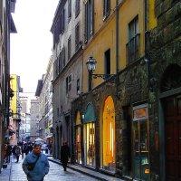 Во Флоренции зажглись огни :: M Marikfoto