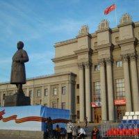 На площади Куйбышева :: марина ковшова