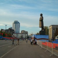 Площадь Куйбышева :: марина ковшова