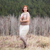Утренняя нимфа. Фотограф Руслан Кокорев. :: Руслан Кокорев
