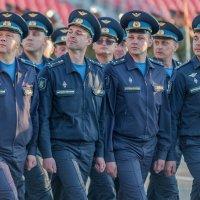 Репетиция парада. :: Сергей Исаенко