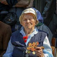 Вся жизнь осталась на лице... :: Александр Бойко