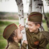"""Спасибо за Победу!"" :: Ольга Кучаева"