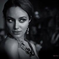 Анна, портрет :: Борис Соловьев
