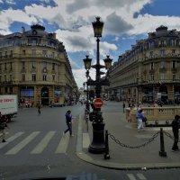Где-то в центре Парижа... :: Sergey Gordoff