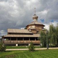 Троицкая церковь. Свияжск :: MILAV V