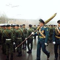 Боевое знамя :: Андрей Головкин