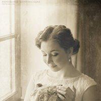 невеста в стиле ретро :: Мария Мацкевич