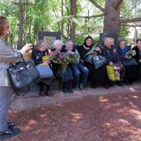 Спасибо, дорогие ветераны,за этот шанс под мирным небом жить! :: Наталья Джикидзе (Берёзина)