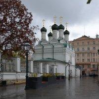 Церковь Михаила и Фёдора Черниговских.(1865г.) :: Oleg4618 Шутченко