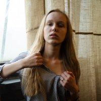 Студийный портрет :: Мария Дубенская