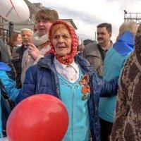 лица ветеранов железной дороги :: Владимир Любавин