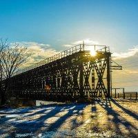 Мост в будущее :: Денис Стеценко