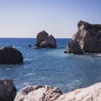 Место рождения Афродиты на острове Кипр :: Екатерина