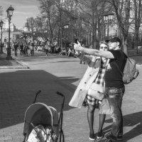 Пока ребенок отдыхает... :: Pavel Kravchenko