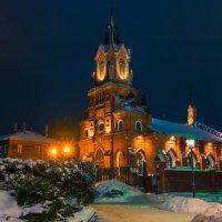 Католический костел в городе Владимире :: Dimirtyi
