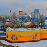 Пришла зима. :: Алексей Жуков