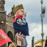 Слава тебе, Великий, Вечный город! :: Анатолий Щербак