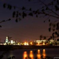 Огни ночного города :: berckut 1000