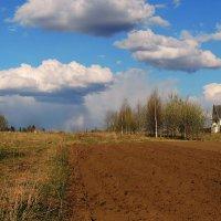 Пашни к весеннему севу готовы :: Павлова Татьяна Павлова